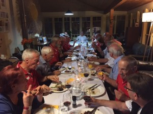 Swiss Yodlers Dinner with Sarner Reisegruppe 2